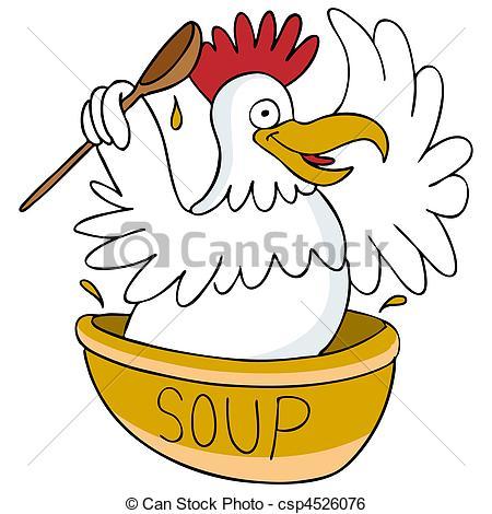Chicken Clipart #225.
