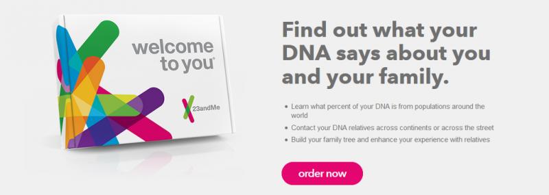 23andMe.