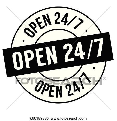 Open 24.