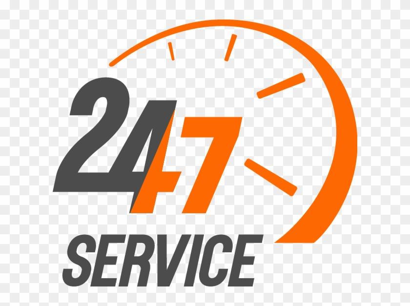 24 7 Hours Logo Png, Transparent Png.