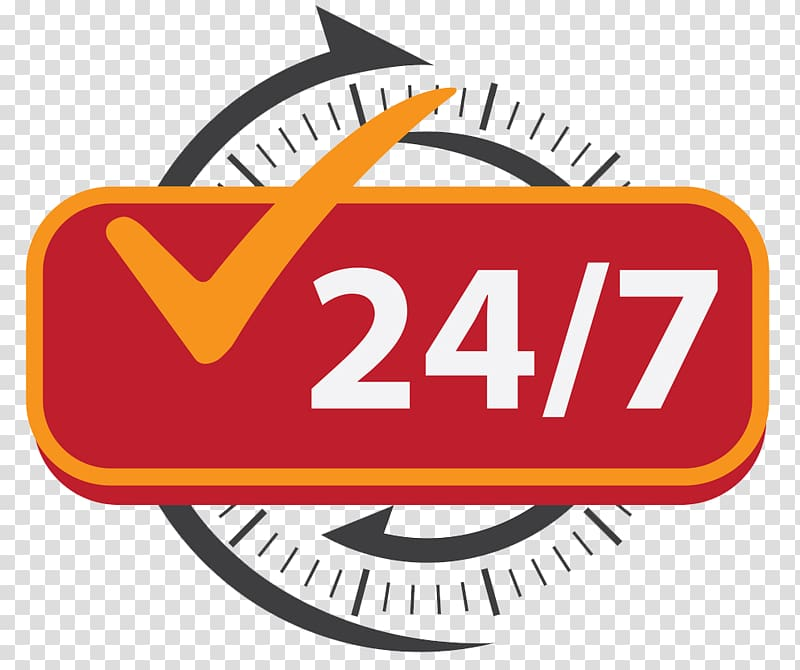 24/7 poster, Emergency service 24/7 service Fire department, 24.