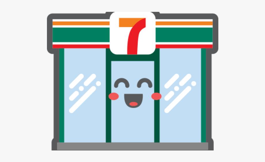 Store Clipart 7 Eleven.