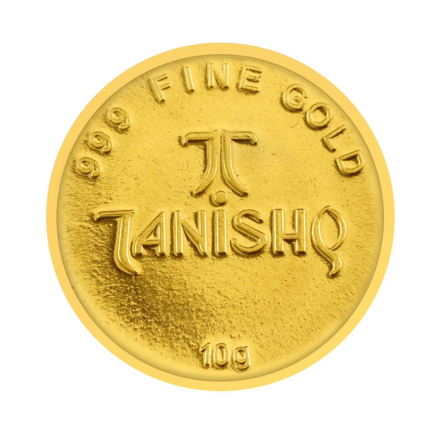 Tanishq Gold Coins: Buy Gold Coins Online at Best Prices.