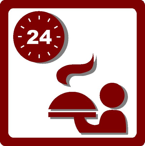 24 Hour Clipart.
