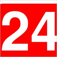 Similiar Number 24 Clip Art Keywords.