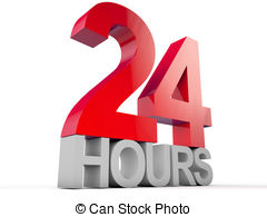24 hours Clipart and Stock Illustrations. 8,261 24 hours vector.