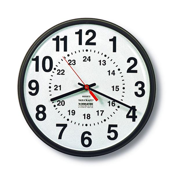 24 Hour Clock Clipart Clipground