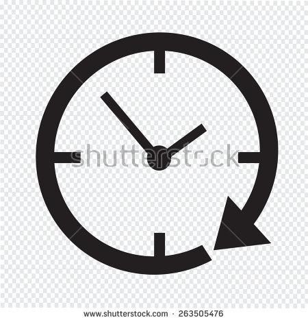 24 Hour Clock Stock Photos, Royalty.
