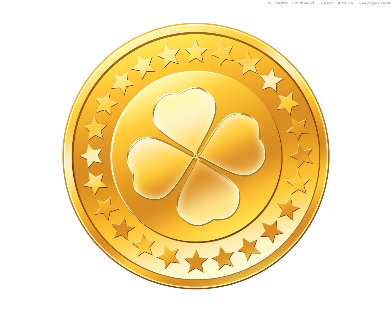 Free Gold Coins, Download Free Clip Art, Free Clip Art on Clipart.