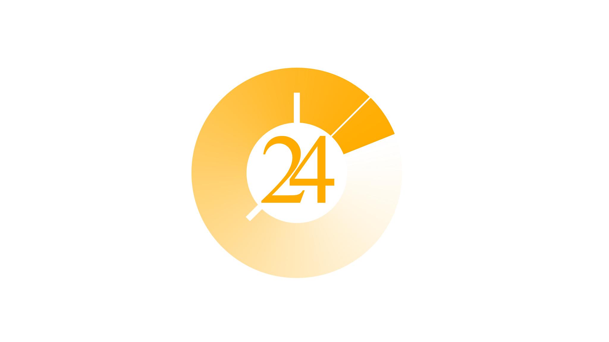 24 Logo.
