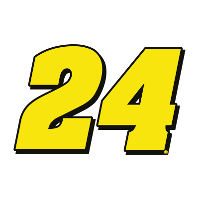 24 Hendrick Motorsports logo vector (.EPS, 381.92 Kb) download.
