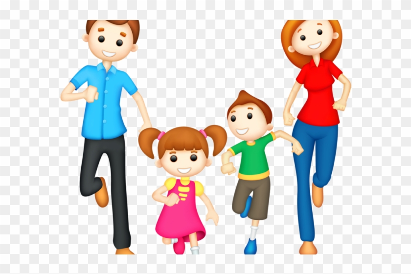 Family Clipart Png, Transparent Png (#2408766).