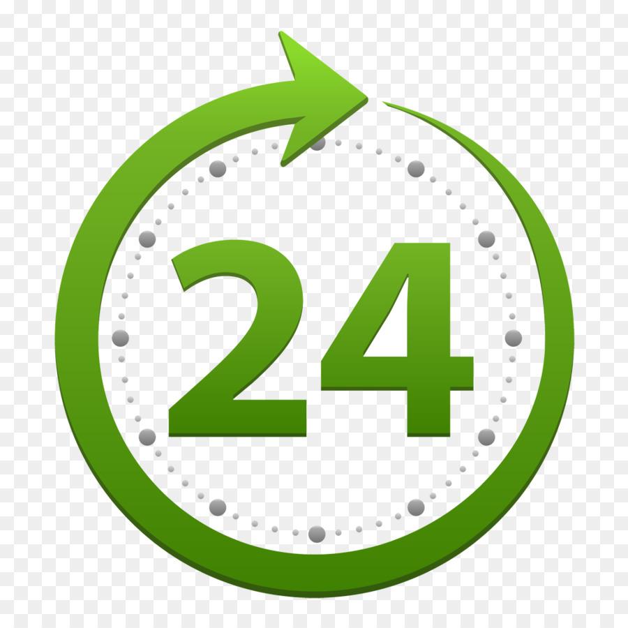 24h clipart #4