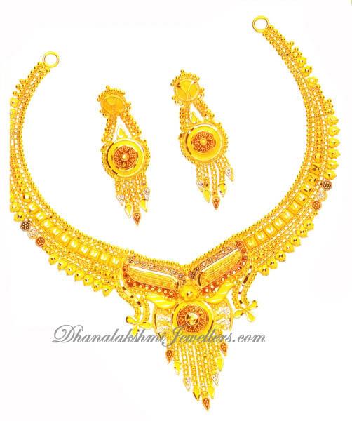 24 Karat Gold Jewelry.
