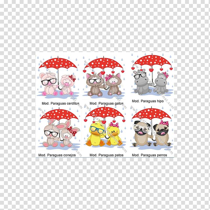 Ceramic Pug Umbrella You\'re My Best Friend Coffee cup.
