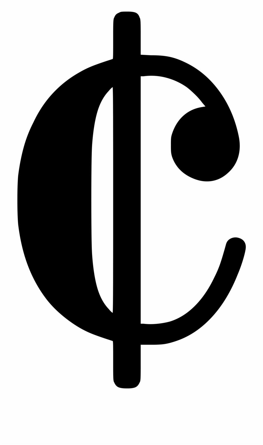 Cents Symbol Png 25 Cents Clipart.