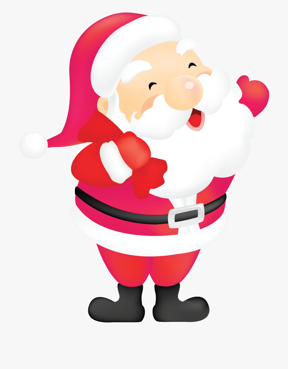 Father Christmas Clipart Free.