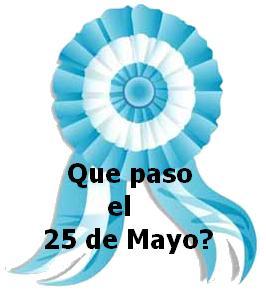 El Patriota Argentino: 25 de mayo de 1810.