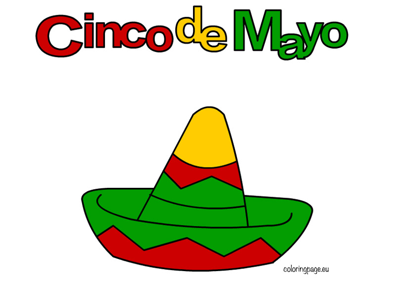 Cinco de mayo pictures clipart 2.