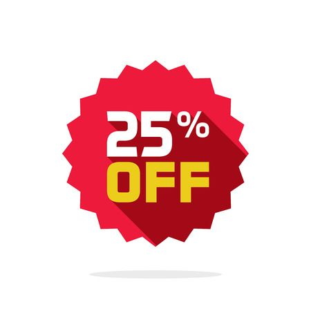 25 Off Stock Vector Illustration And Royalty Free 25 Off Clipart.