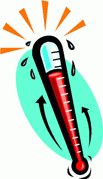 Hot And Cold Thermometer Clip Art Free Clipart.