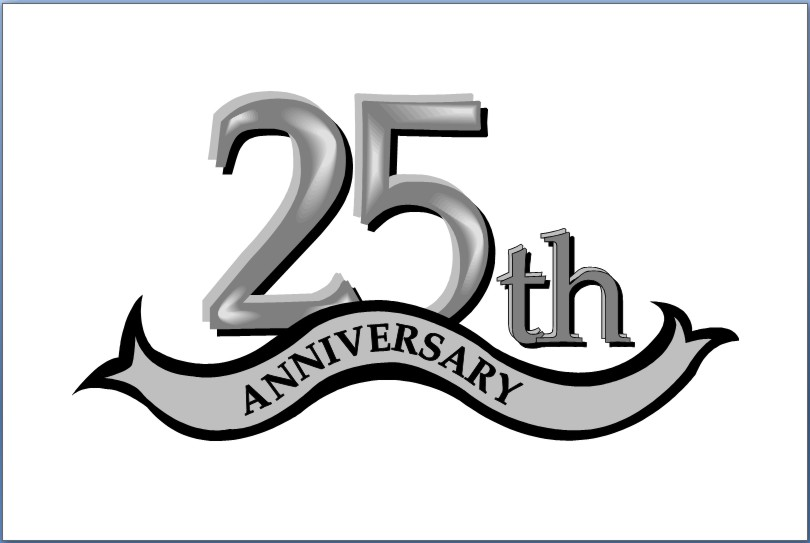 Anniversary clipart 25 year, Anniversary 25 year Transparent.