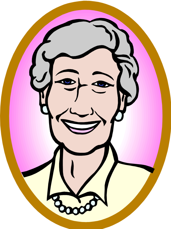 Old Woman PNG, Old Lady, Women Transparent Pictures.