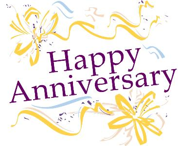 Happy anniversary happy work anniversary graphics clipart.