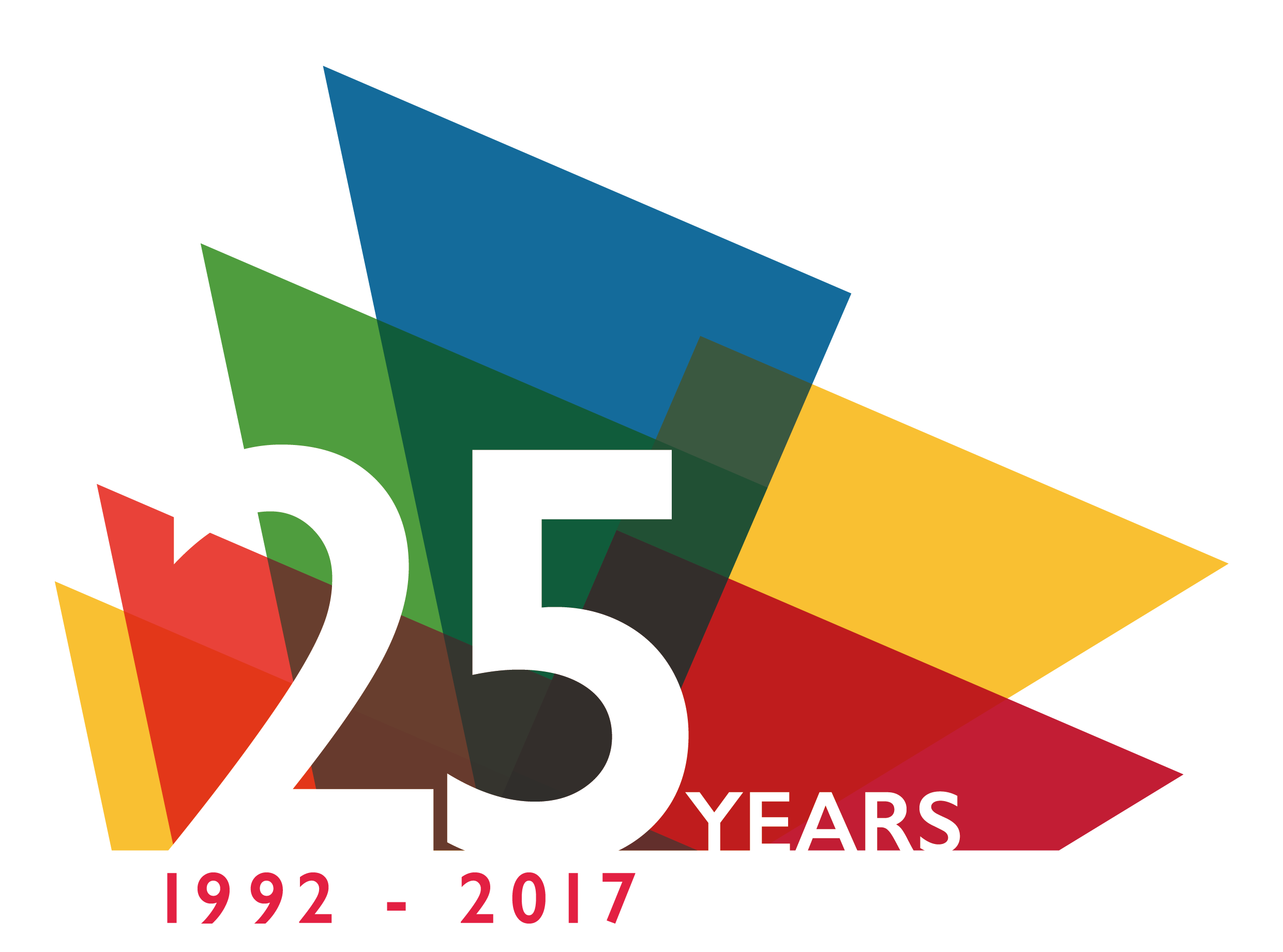 25 years logo png 8 » PNG Image.