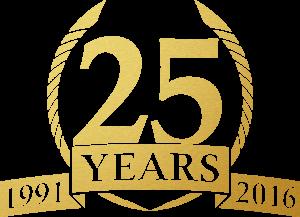 Celebrating 25 Years!.