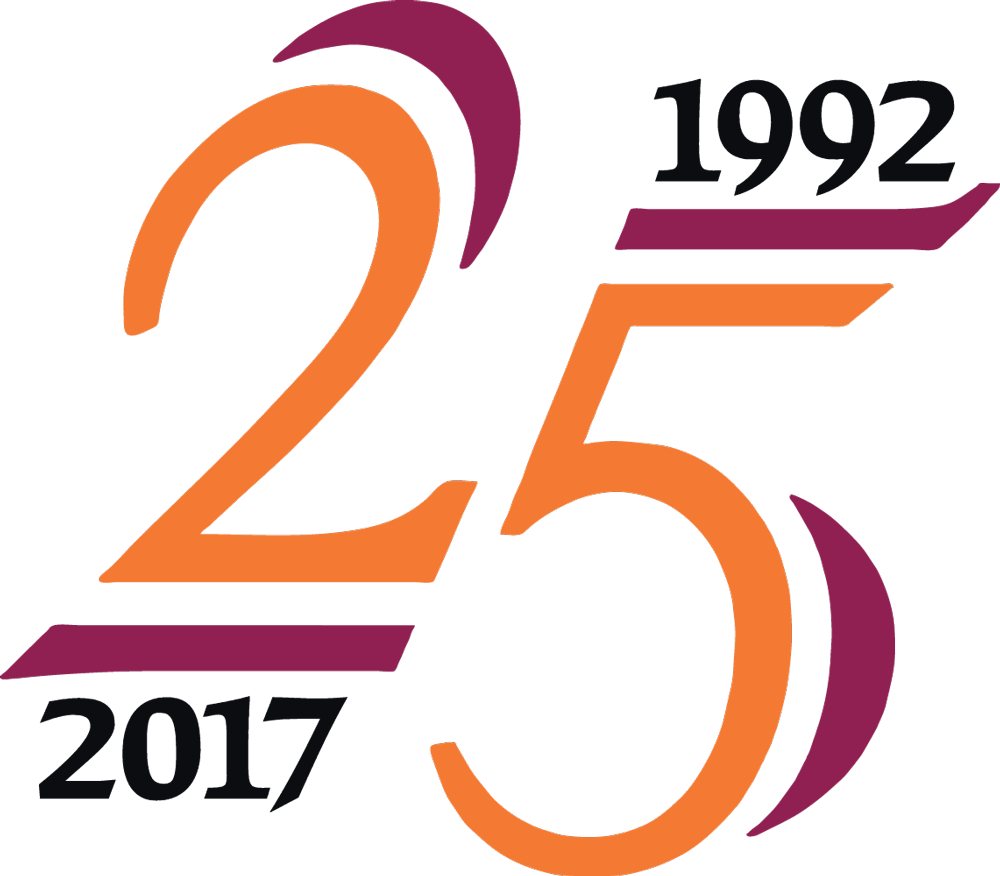 25 years logo png 3 » PNG Image.