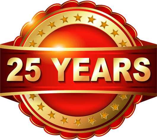 25 Years Logo Png 5 Vector, Clipart, PSD.