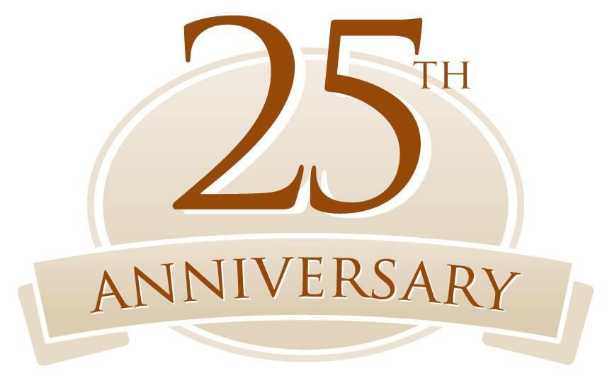Free 25th anniversary clipart 3 » Clipart Portal.