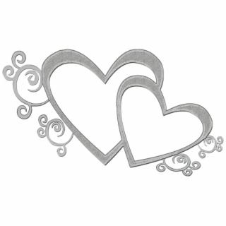 HD Anniversary Drawing Heart.