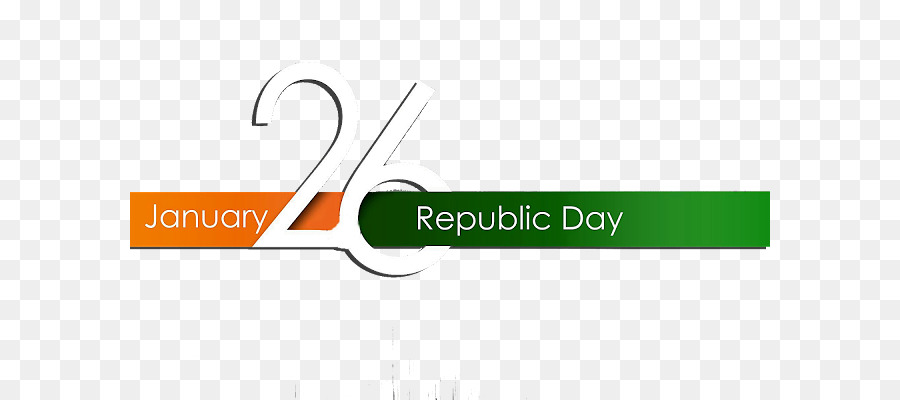 Republic Day Text png download.