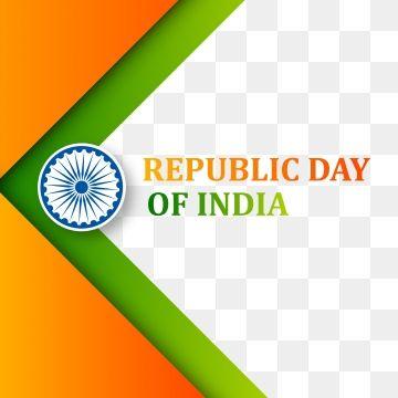 2019 的 Illustration Of Happy Republic Day Of India 26 January.