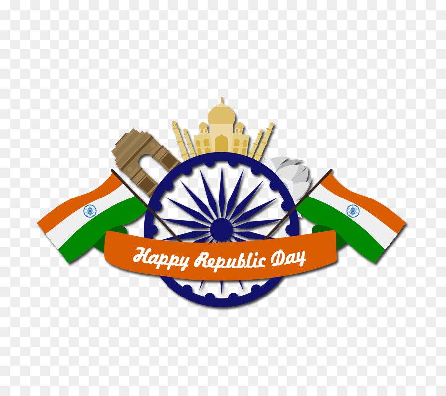 India, Republic Day, January 26, Emblem, Brand Png.