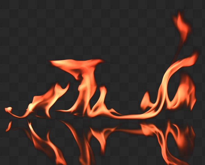 Updated: 27 PNG, Fire, Fire flowers, hearts, Fire love and frames.
