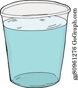 Water Cup Clip Art.