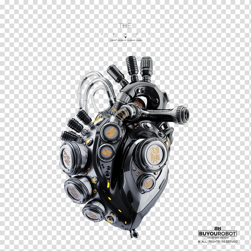 Robotics Heart mechanical engineering Aorta, robot.