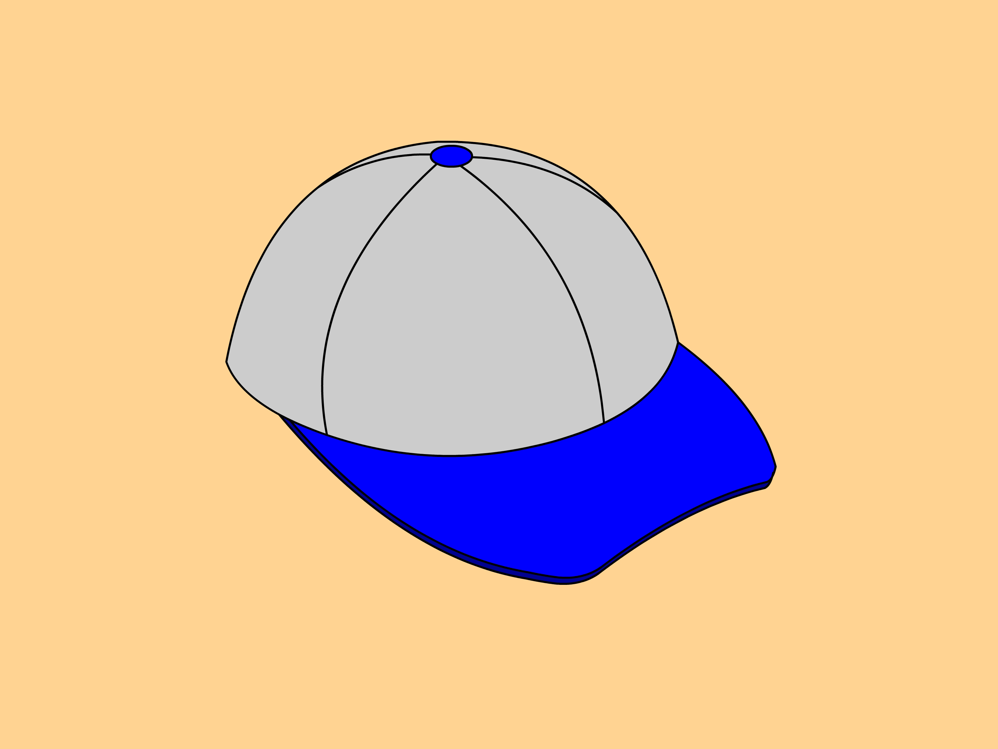 How to Draw a Baseball Cap: 10 Steps (with Pictures).
