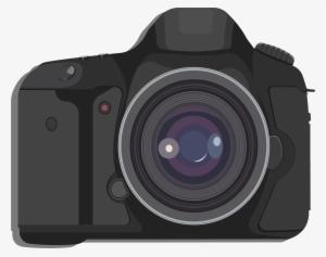 Camera Clip Art PNG, Transparent Camera Clip Art PNG Image.