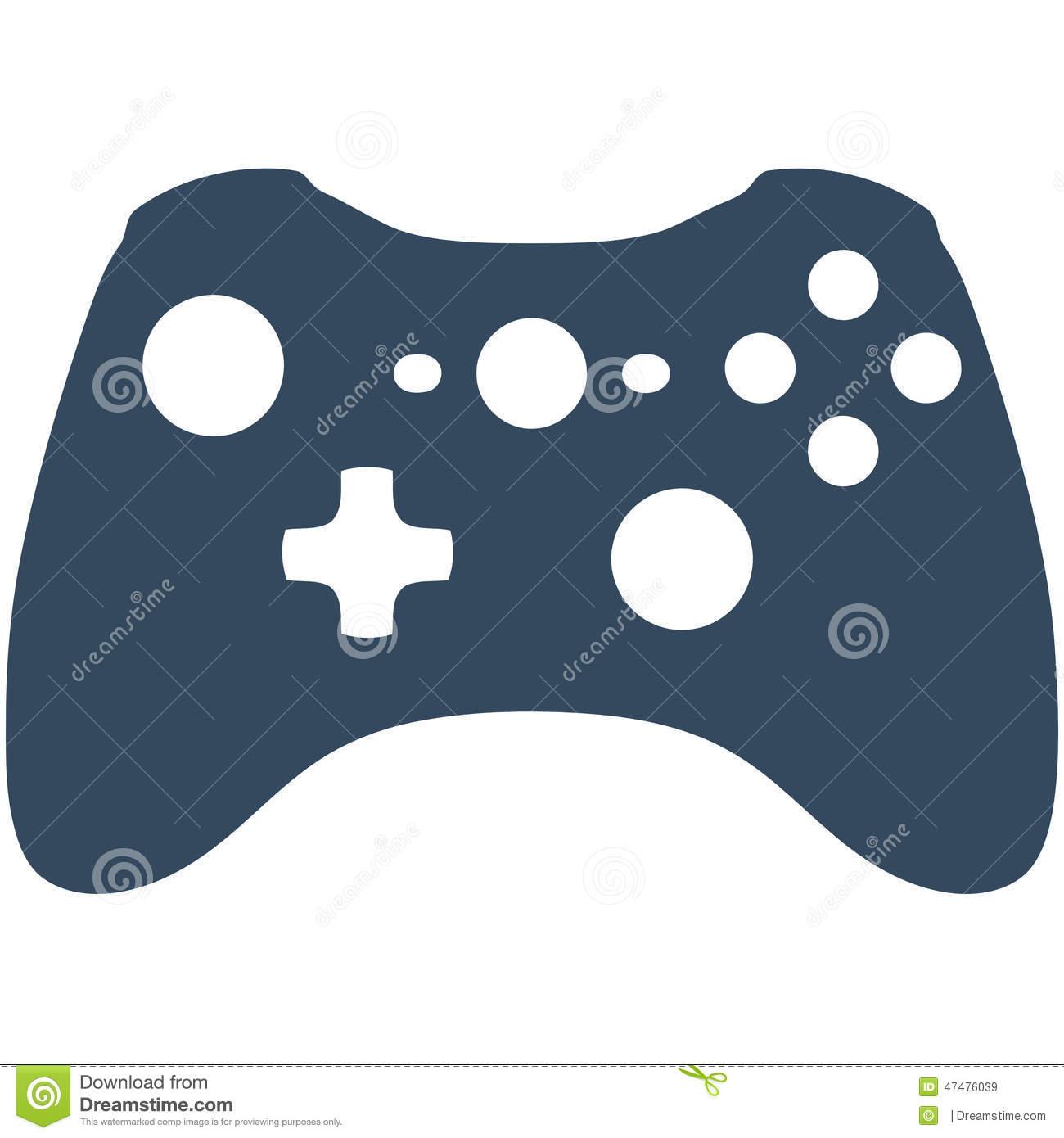 2d Xbox Controller Clipart.