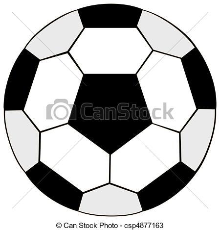 Football 2d Clipart.