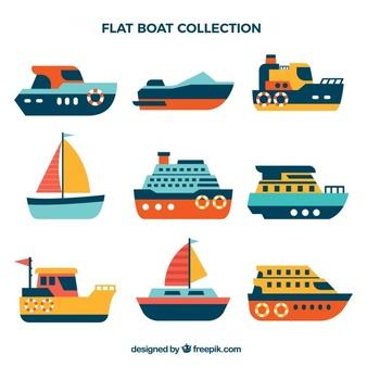 Boat Vectors, Photos and PSD files.