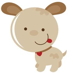 Pictures Of Cute Cartoon Puppies.