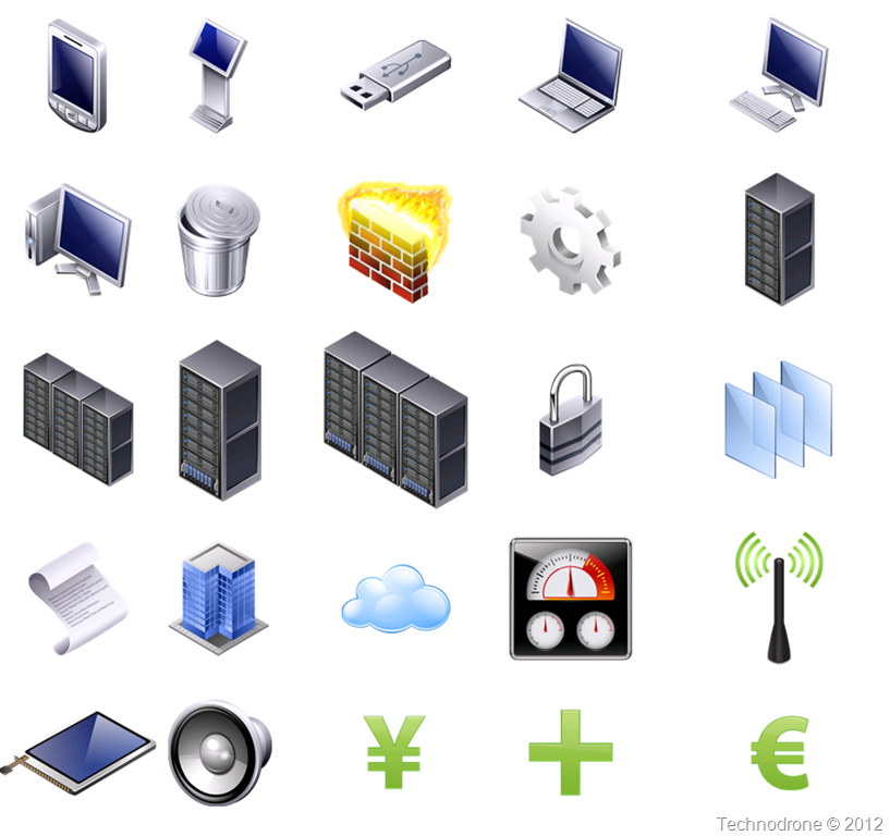Infrastructure Icon clipart.