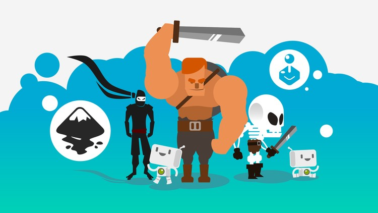 Design your ultimate 2D game characters with Inkscape!.