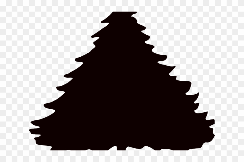 Fir Tree Clipart 2d Paper.