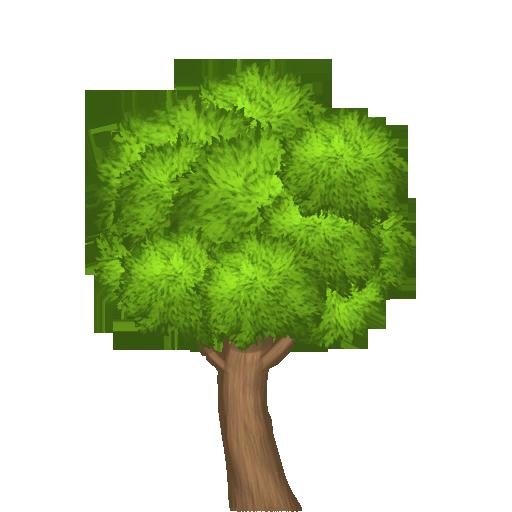 Free TREE CARTOON PNG, Download Free Clip Art, Free Clip Art.